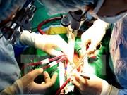 心血管介入学术会议在芹苴市举行