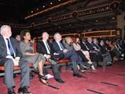 越南参加在比利时举行的第二届世界法语论坛