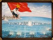《鬼鹿角礁》幅画拍卖会最高出价5.24万美元
