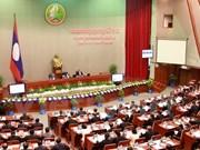 老挝第七届国会第九次会议在万象闭幕