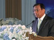 越泰提出至2020年实现两国双边贸易额达200亿美元的目标