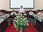 张晋创主席:要注重做好民事案件执行与监督工作