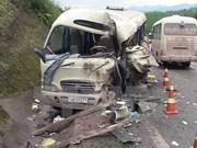 越南7月份因交通事故死亡人数增加
