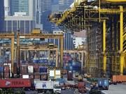 今年上半年中国与东盟贸易额达2243.8亿美元