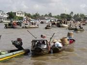 芹苴市被列为世界拥有最美沟渠的十大城市