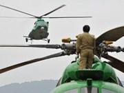 老挝Mi-17型号军机遇难:23名遇难者遗体全部找到