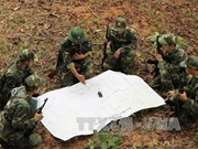 """越南与中国""""红河一号-2015""""联合防恐演练在河口举行"""
