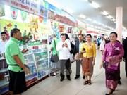 2015年岘港—东西经济走廊投资贸易和旅游国际博览会在岘港开展