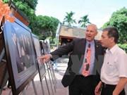 庆祝越美关系正常化20周年招待会在河内举行