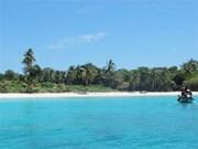 充满魅力的土珠岛