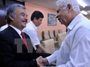 越南通讯社与古巴拉丁美洲通讯社加强合作