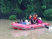 越南政府总理下达公函 指导有关部委行业和北部地区各省开展抢险救灾工作