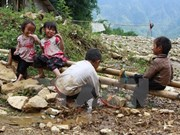 越南53各少数经济社会发展状况调查工作正式启动
