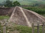 越南安沛省发现多处古代岩雕