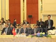 东盟加三高官会议和东亚峰会高官会在吉隆坡召开