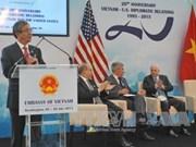 越南驻美国大使范光荣:越美将继续深化两国全面伙伴关系