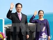 越南政府总理出访马来西亚:不断加强越马全面友好合作关系