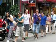 赴越南观光旅游的国际游客量呈回升趋势
