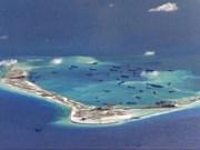 菲律宾支持美国提出的冻结东海岛礁建设倡议