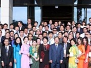 越南努力提高人民对东盟共同体的认识推进越南—东盟关系发展