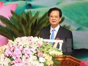 阮晋勇总理:人民公安力量是确保国家安全和社会秩序的骨干力量