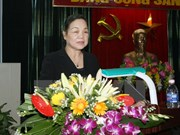 越共中央民运部长:切实做好政治局有关新形势下国外侨务工作的决议