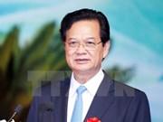阮晋勇总理启程出访马来西亚和出席新加坡独立50周年庆典