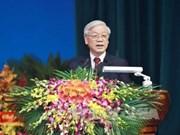 越南新闻工作者协会第十次全国代表大会召开