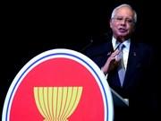 马来西亚总理纳吉布:东盟共同体要发展成为世界大型组织之一