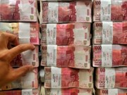 印尼今年第二季度经济增长放缓