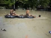 缅甸洪水已经造成数百人死亡