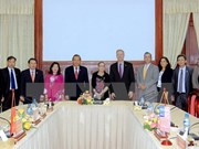 越南最高人民法院与美国联邦最高法院加强合作