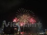 越南领导人致电新加坡领导庆祝该国独立50周年