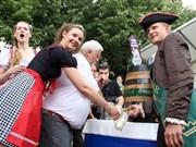 第19届柏林国际啤酒节:越南啤酒与之并肩而行15周年