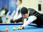 2015年胡志明市世界杯开伦(三球)台球锦标赛预算赛正式开赛