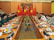 越中第五次防务战略对话在河内举行