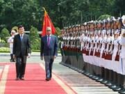 越南与孟加拉发表联合声明 同意进一步深化各领域合作