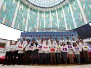 东盟十国主流媒体记者走进中国安徽