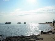 越中就尽早签署《北仑河口地区自由航行协定》达成一致