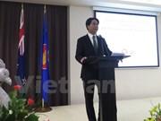 庆祝东盟成立48周年招待会在新西兰举行