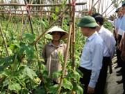 武文宁副总理:太平省应制定更为开放政策吸引投资商前来投资