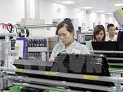 韩国三星拟出巨额投资越南机械电子产业