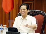阮晋勇总理:密切跟踪市场动态保障宏观经济平稳运行