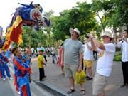 越南河内市采取吸引欧洲游客的措施