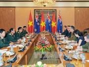 越南与新西兰推动防务领域合作