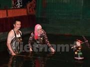 让越南水上木偶戏走近阿拉伯国家公众