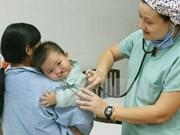 微笑行动组织为越南200多名向唇腭裂儿童免费做手术