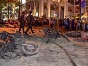 越南驻泰国大使馆:没有越南人在泰国爆炸事件中伤亡的消息