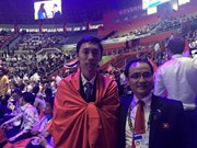 第43届世界技能大赛越南首次夺得铜牌