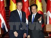 越南驻英国大使:越英两国关系正处于良好的发展时期